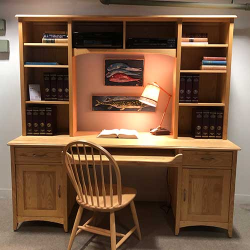 New England Wall Unit 238274