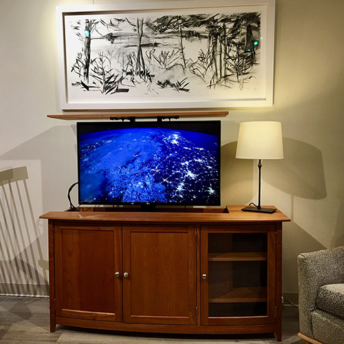 Chelsea TV Lift Cabinet 253432