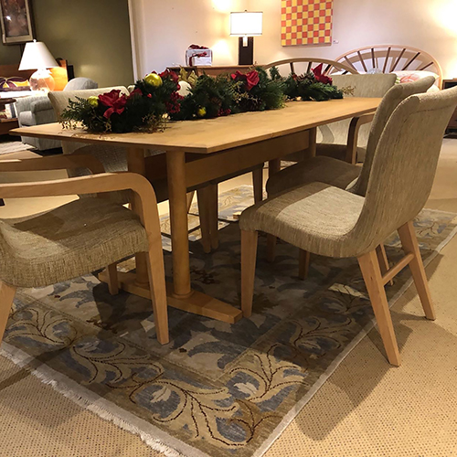 Mansfield Dining Table 255056