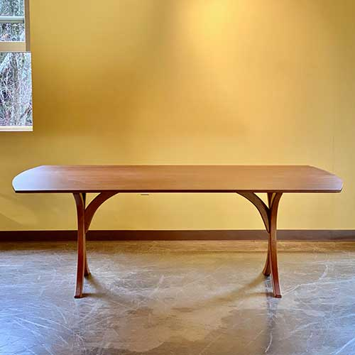Vernon Trestle Dining Table 255199