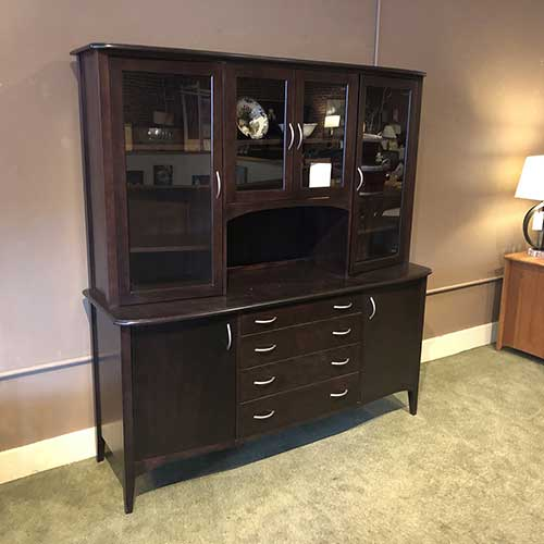 Shelburne Buffet Base W/Hutch Top 255445