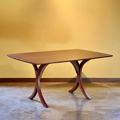 Vernon Trestle Dining Table 255660