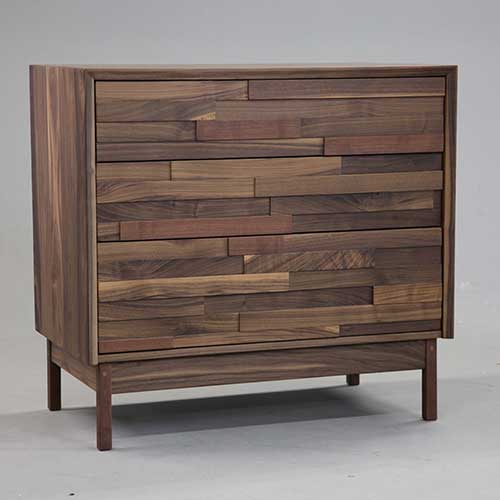Corinth 3 Drawer Dresser 255904