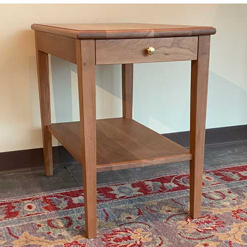 New London End Table 255912