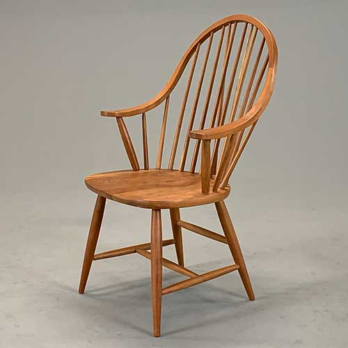 Brace Back Windsor Dining Chair 256366