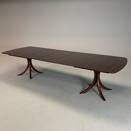 Vernon Pedestal Extension Table 256612