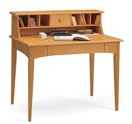 Sold wood Canterbury Writing Desk