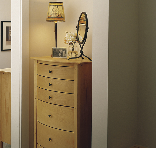 solid wood bedroom furniture lingerie chest