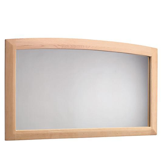 Contemporary bedroom wall mirror from Vermont
