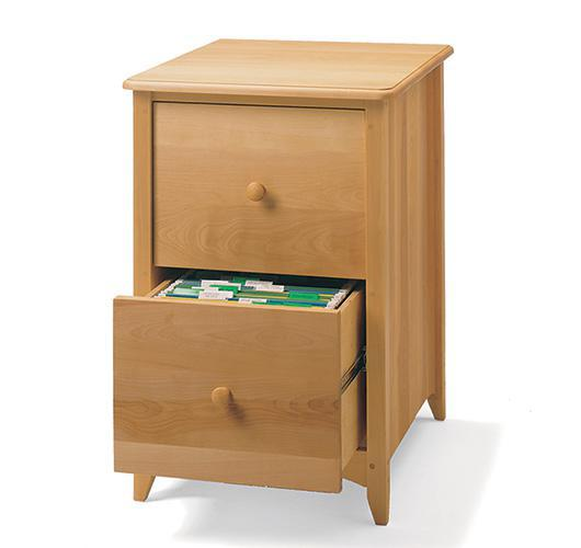 Solid wood New England File Cabinet