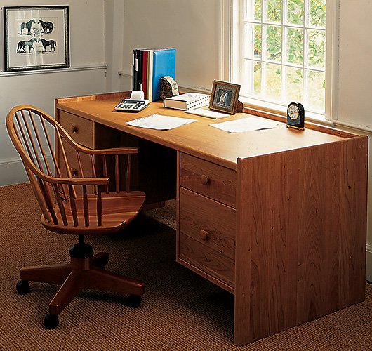 Solid wood Professional Desk