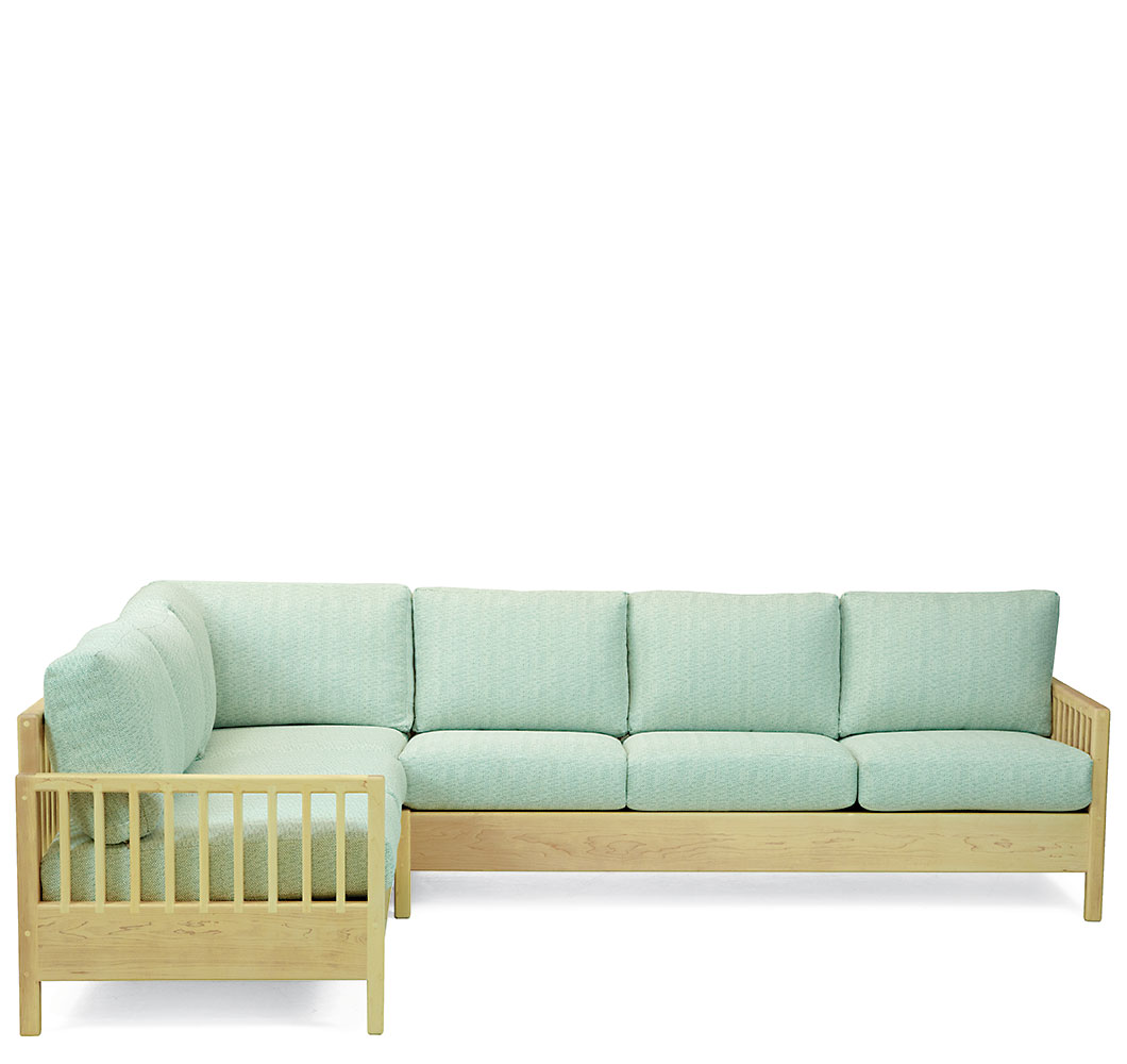Spindle Sectional