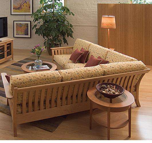 Handmade Hardwood And Upholstered Furniture