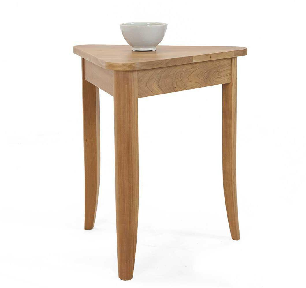 Solid wood Weston End Table