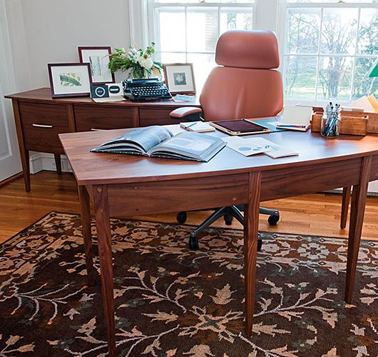 Handmade Solid Hardwood Furniture