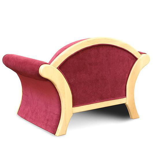 handmade hardwood & upholstered furniture