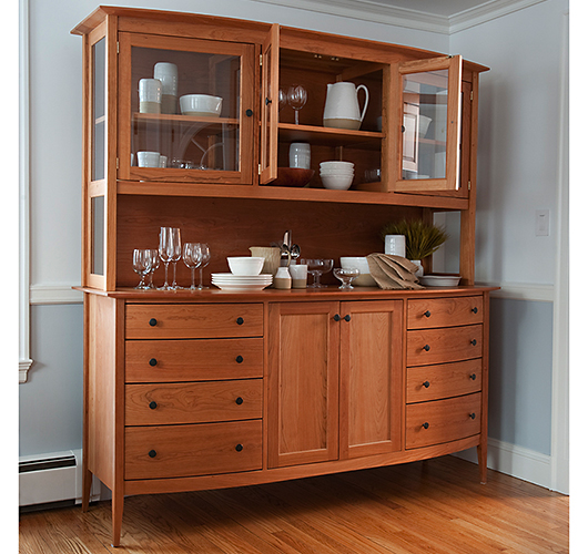 Solid wood Strafford Dining Room Buffet