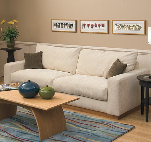 Handmade Fully Upholstered Living Room Furniture