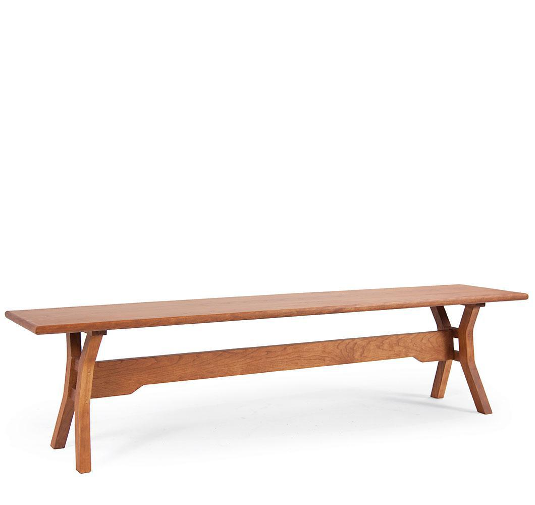 Solid wood Dover Bench