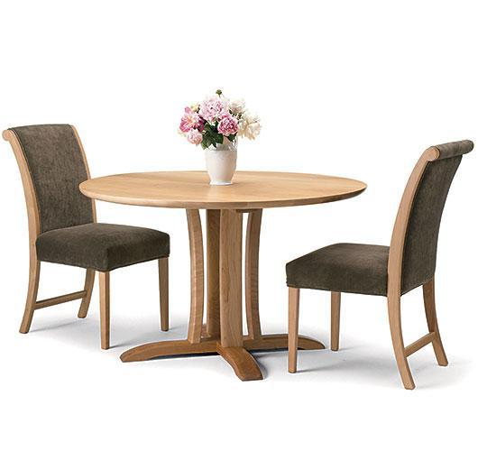 Bridgewater solid wood dining room dining table