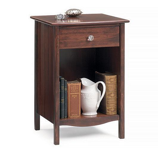 Traditional Style Bedroom Nightstand from VT