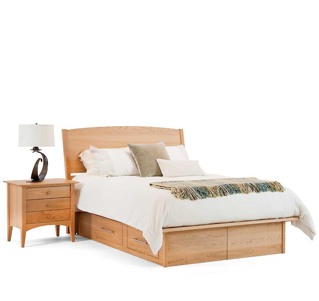 Waterbury Storage Bed