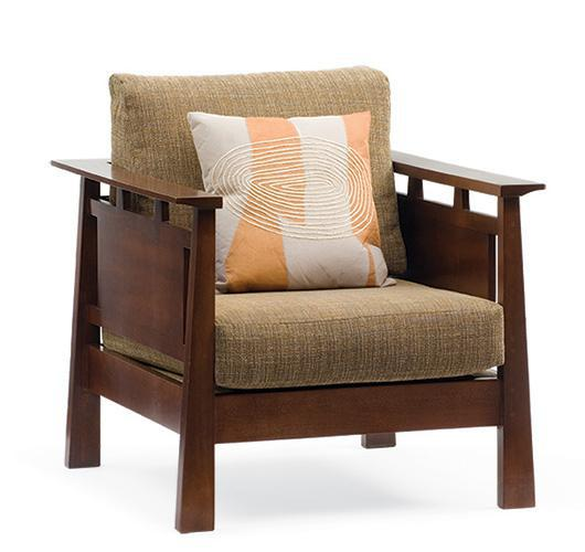 handmade hardwood upholstered furniture