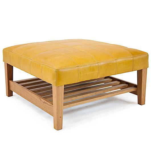 solid wood coffee table handcrafted in Vermont