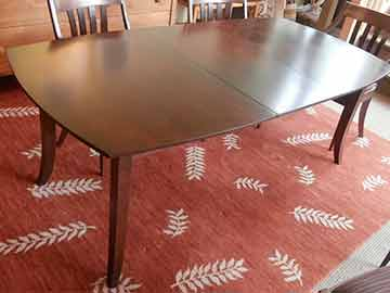 Newfane Extension Table