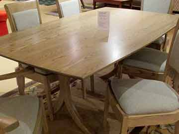 Vernon Trestle Dining Table